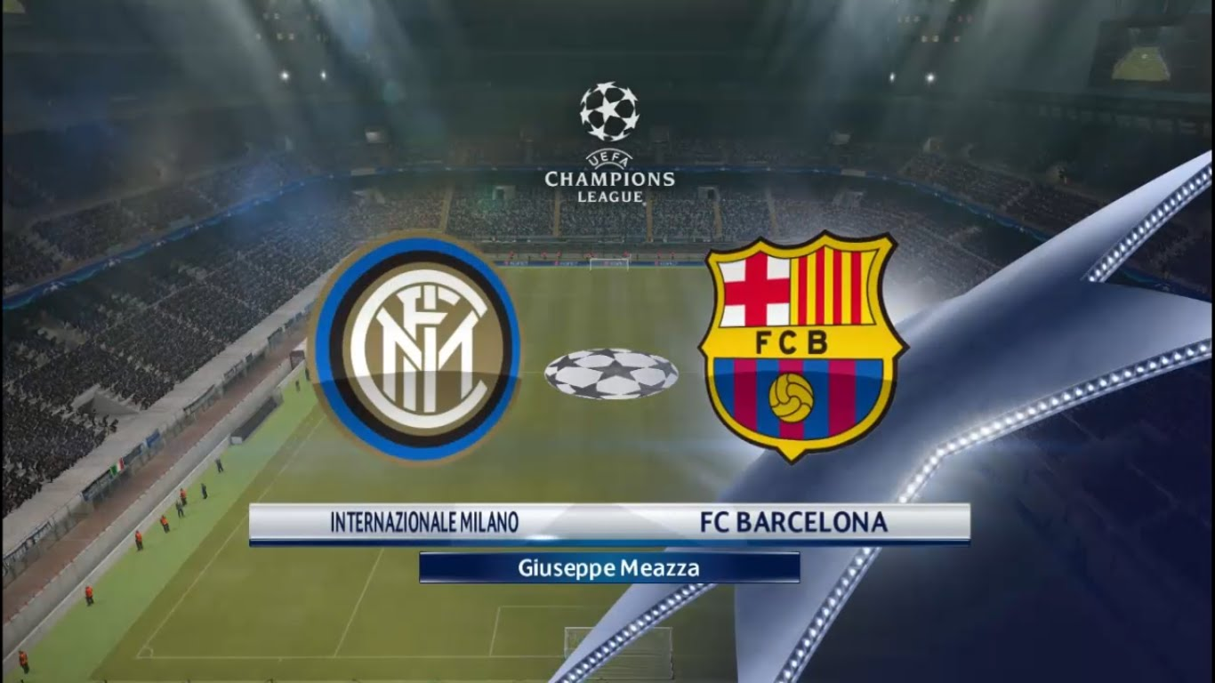 Inter vs Barca