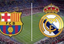 barcelona vs real