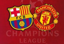 barcelona vs man united